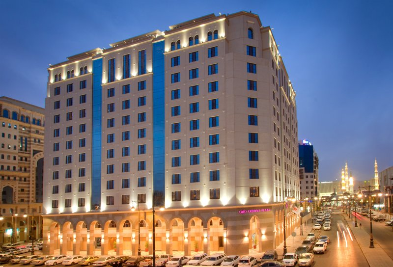 Crowne Plaza Madinah KSA